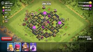 Road To Max TH8| Clash Of Clans Gameplay| INSANE LOOT 900k+..!