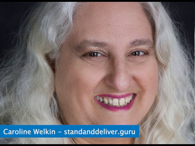 After the Travel with Caroline Welkin