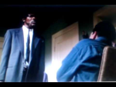 Der Pfad der Gerechten - Pulp Fiction - YouTube