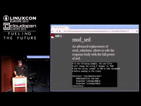 What's New in Apache httpd 2.4 - Rich Bowen, Red Hat