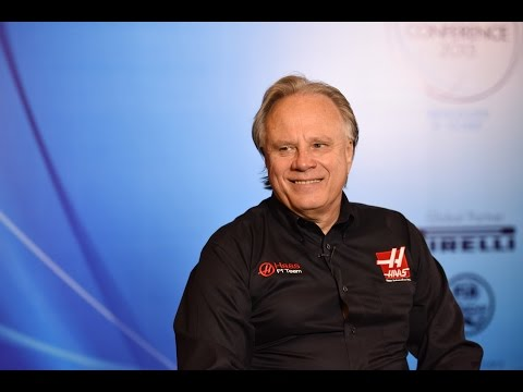 Interview with NASCAR and F1 team owner Gene Haas at the 2015 FIA Sport Conference