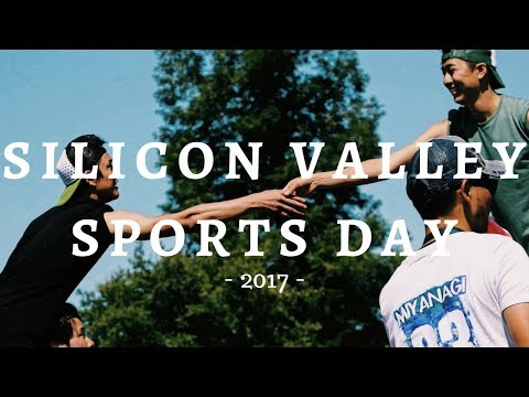 Silicon Valley Sports Day