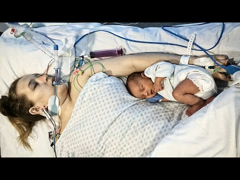 Jessica's Story - A Journey through Childbirth and Intensive Care Unit