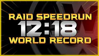 The Division 2 | Dark Hours Raid Speedrun 12:18 (World Record)
