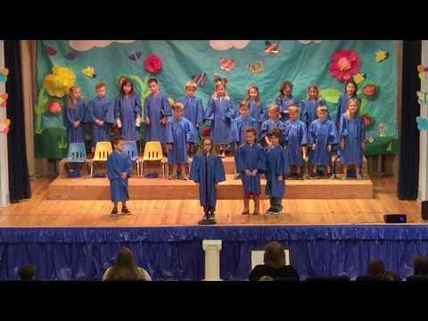 Aucilla Christian Academy's K5 Graduation (Morning Program)