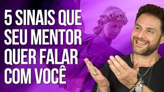 Download lagu 5 SINAIS QUE SEU ANJO MENTOR QUER FALAR COM VOCÊ