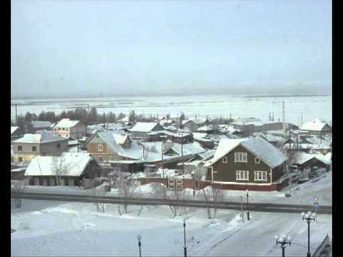 Salekhard  -  Салеха́рд (Yamalo-Nenets Autonomous Okrug)