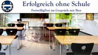 Erfolgreich ohne Schule - FwF im Gespräch mit Ben