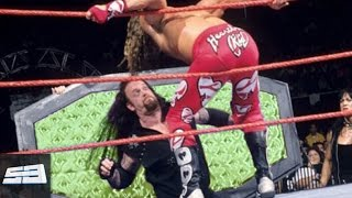 10 Secrets WWE Doesn't Want You To See [CAUGHT ON CAMERA]