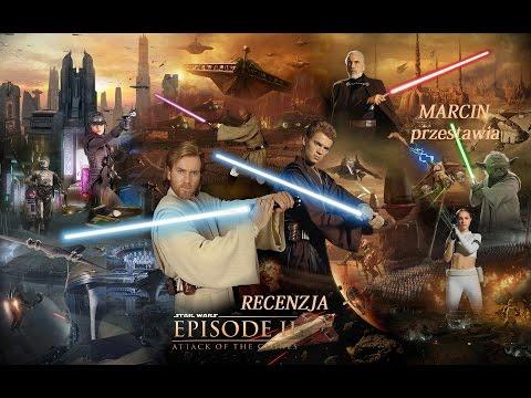 Gwiezdne Wojny II: Atak klonów - Recenzja