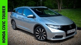Honda Civic Tourer 2014 Videos