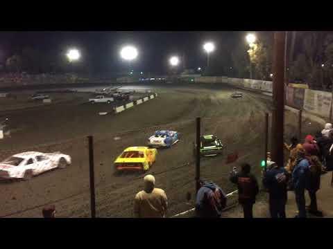 Bakersfield Speedway 11/18/17 Hobby Heat 2