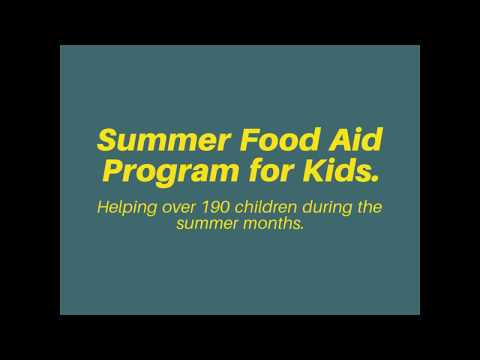 Keystone Opportunity Center Summer Food Aid Program For The