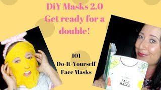 DiY Masks 2.0 - Get ready for a double!