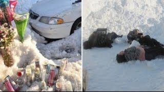 Мама и дети умерли в машине пока отец чистил снег...(Мама и дети умерли в машине пока отец чистил снег... НАШ ВТОРОЙ КАНАЛ - https://www.youtube.com/channel/UC_Gz... ПОДПИШИСЬ..., 2016-11-19T16:00:02.000Z)