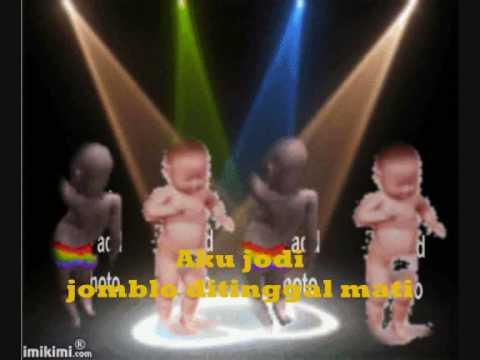 WALI BAND - Jodi ( Jomblo Ditinggal  Mati ) With Lyrics