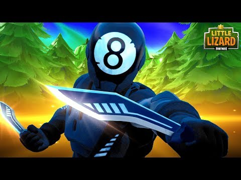 8-BALL HAS ARRIVED - NEW FORTNITE CHAPTER 2