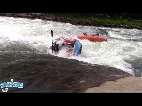 Full 2017 Ocoee Whitewater Rafting Carnage Video