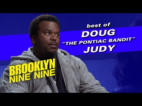 "Best Of Doug ""The Pontiac Bandit"" Judy | Brooklyn Nine-Nine"