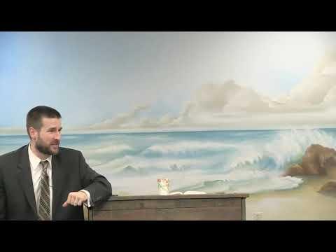 Teilen des Neuen und Alten Testaments (Pastor Steven Anderson)