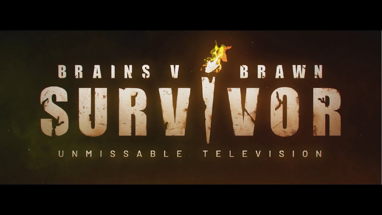 First Look At Australian Survivor: Brains V Brawn. - ViacomCBS ANZ
