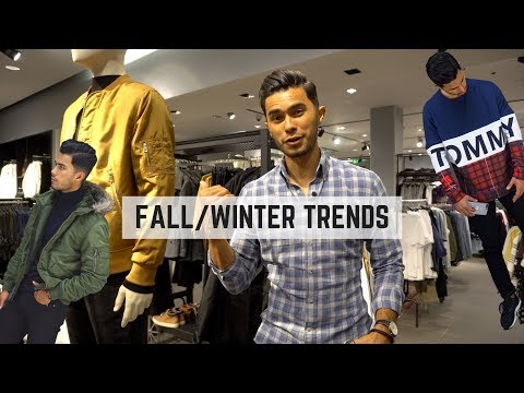 The 6 BEST Fall/Winter Fashion Trends For Men