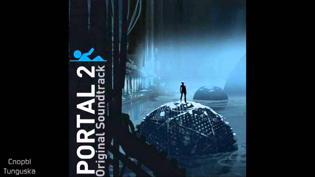 Portal 2 - Cara Mia Addio FULL SONG EXTENDED HD [OST] [BSO] + DOWNLOAD!