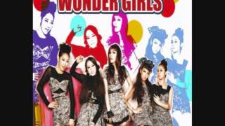 WONDER GIRLS - 2 Different Tears Instrumental [OFFICIAL WG]