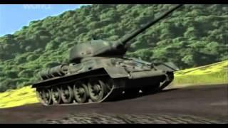 американец о встрече с Т-34-85