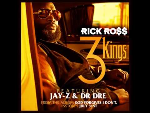 3 Kings-Feat. Profound, Rick Ross, Jay-z, Dr. Dre