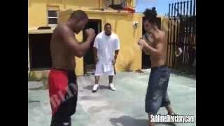 Ray Vs Jose Jorge Kimbo fight
