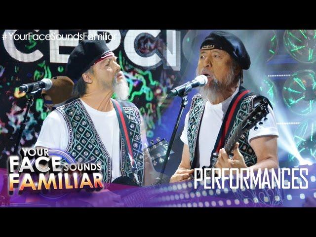 "Your Face Sounds Familiar: Sam Concepcion as Mike Hanopol – ""No Touch"""