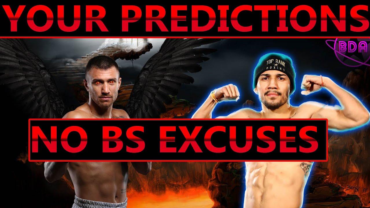 Lomachenko Vs Lopez Predictions .Mp4 ...