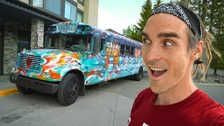 NEW PAINT JOB FOR MY BUS?