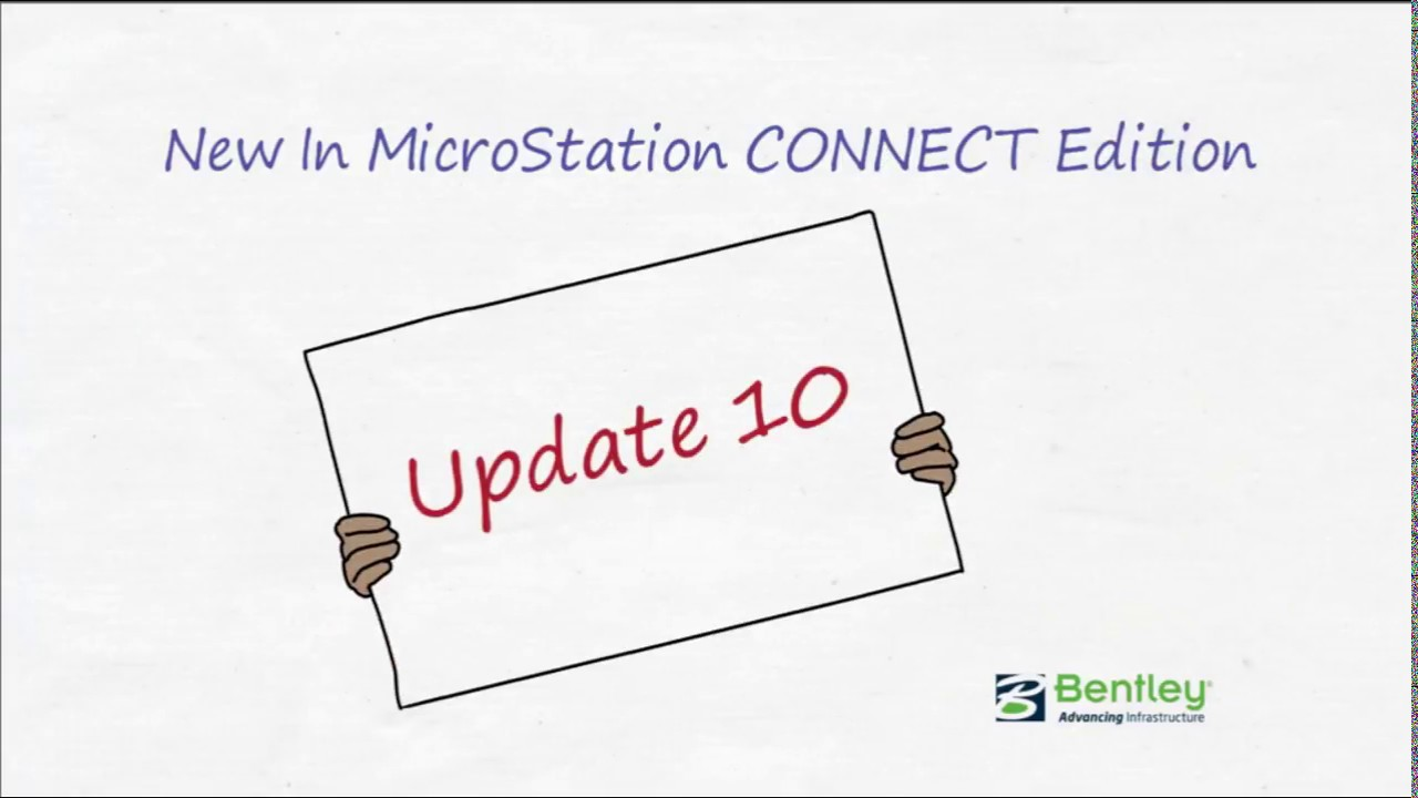 What's New in MicroStation CONNECT Edition Update 10