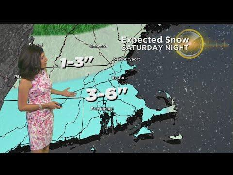 WBZ Morning Forecast For February 16