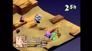 Final Fantasy tactics Leveling guide