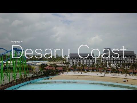 Desaru Coast - Progress as 20.12.2017