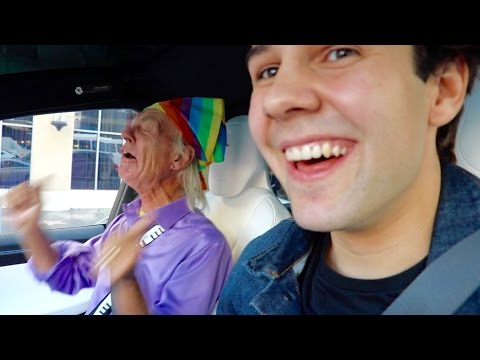 Thumbnail: YOU WONT BELIEVE THIS HITCHHIKER I PICKED UP!!