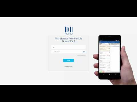 HOXRO Legal Case Management System: Demonstration