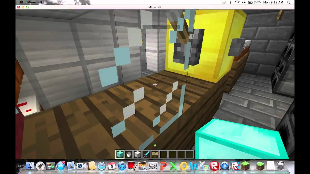 how to make a mob freeze in place in minecraft