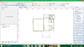 DIALux- HOW TO IMPORT AutoCAD (DWG or DXF) File to DIALux