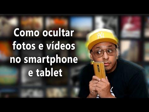Como ocultar imagens, fotos e vídeos da galeria do seu smartphone ou tablet
