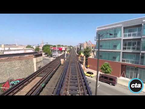 CTA Ride the Rails: Blue Line to O'Hare