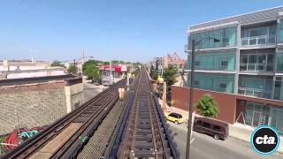 CTA Ride the Rails: Blue Line to O