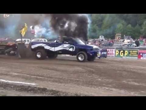"Jake Slingluff ""Empty Pockets"" at Brookville PA USA East July 19"