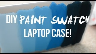 Diy Laptop Case!
