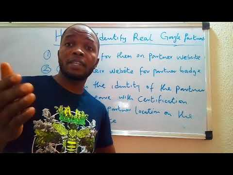 How to Identify Real Google Partners in Nigeria