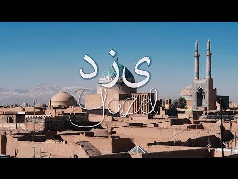 IRAN VLOG #8: YAZD, ZOROASTRIAN, TATOOINE?