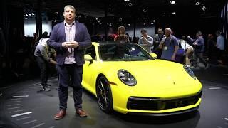 2020 Porsche 911: LA Auto Show
